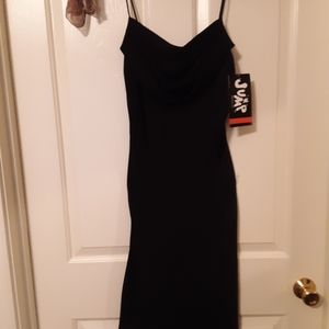JUMP Apparel Company Black Slip Dress Sz 7-8 NWT'S
